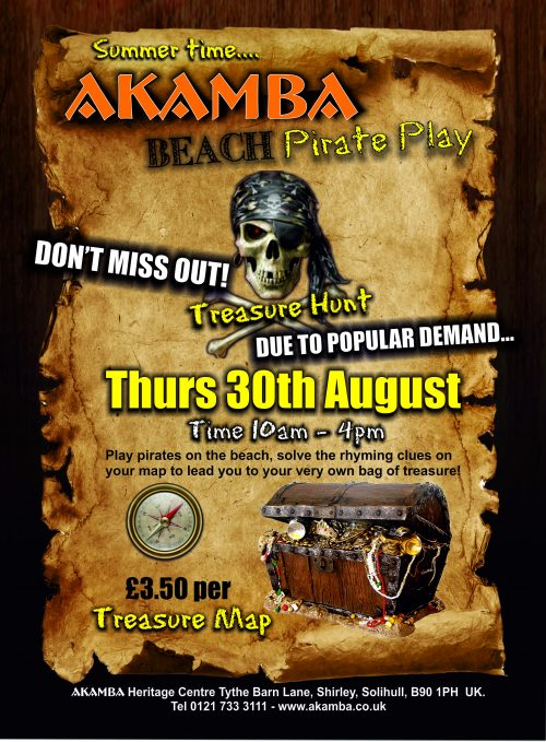 Thurs 30th Aug